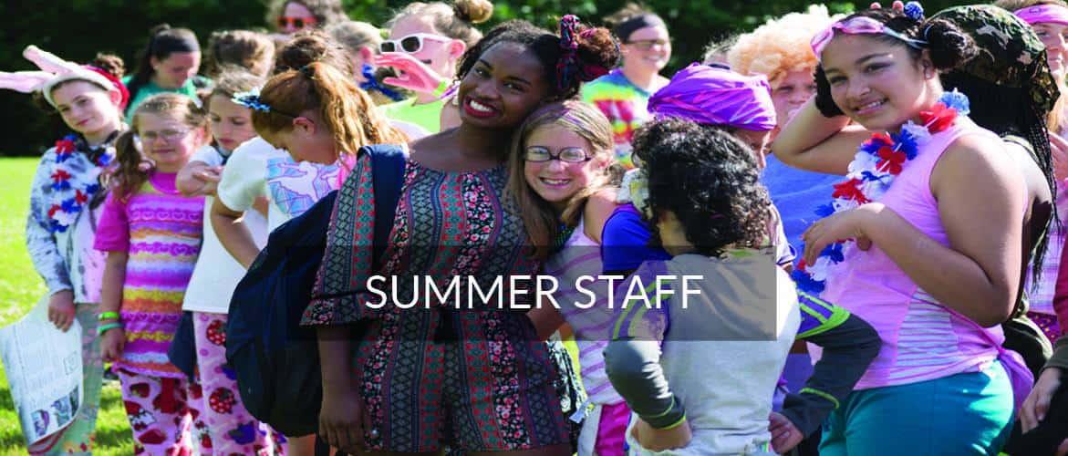 Summer Staff Jobs