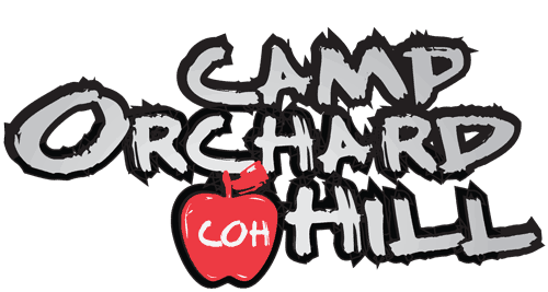 Camp Orchard Hill, Dallas, PA Retina Logo