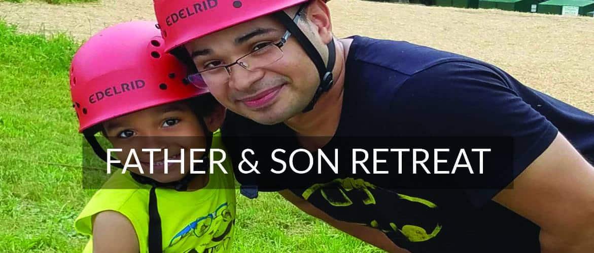 Father & Son Retreat
