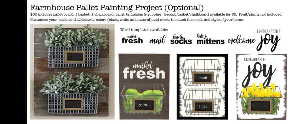 Farmhouse Pallet ProjectPost
