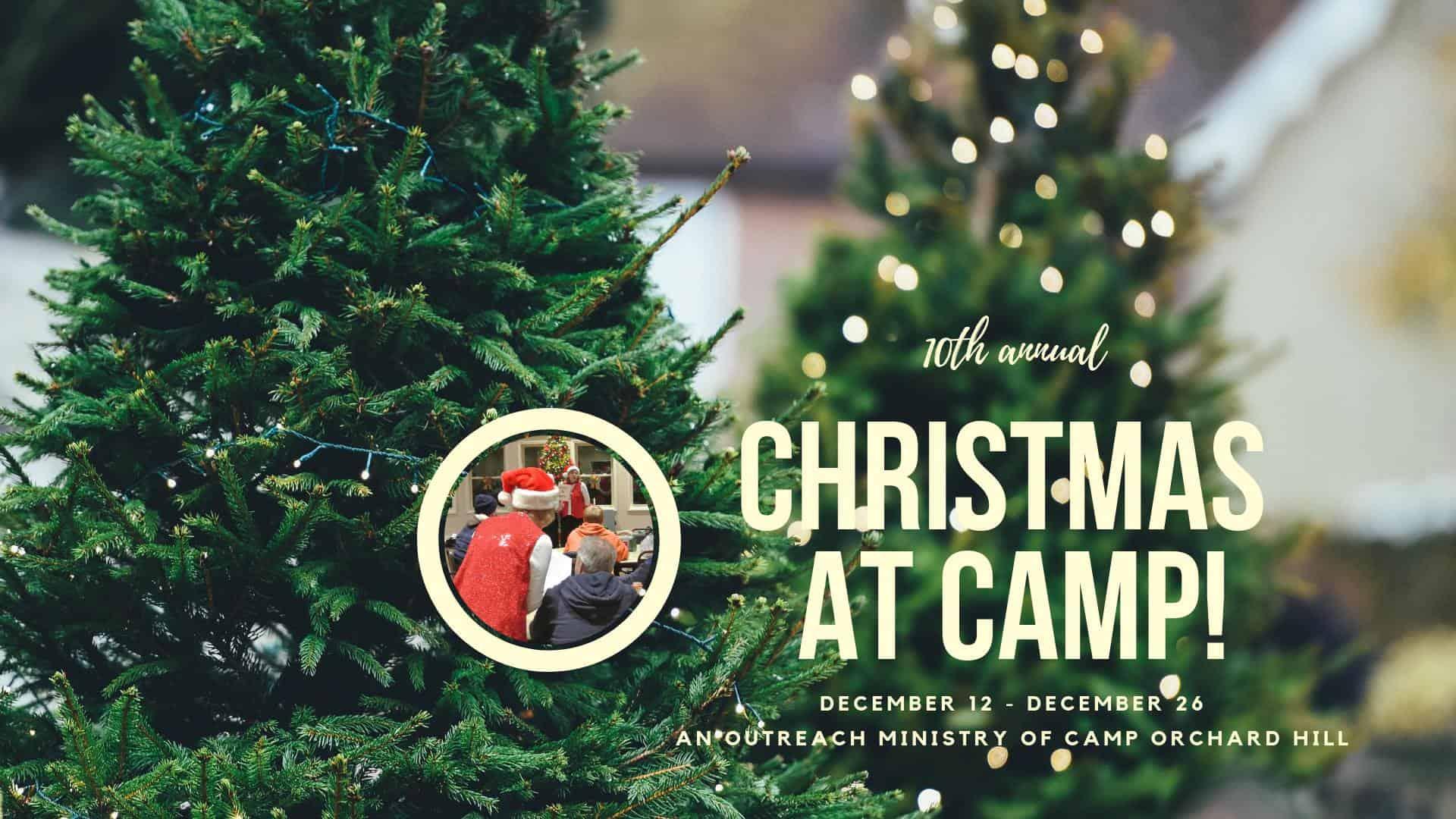 Christmas at Camp
