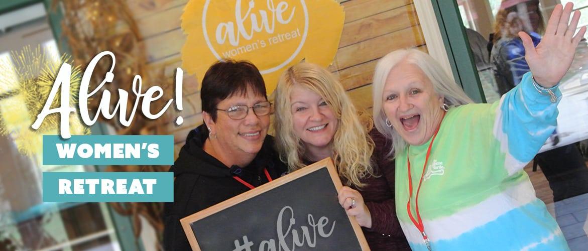 Alive Women's Retreat